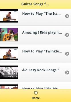 Guitar Kids Songs for Android - APK Download