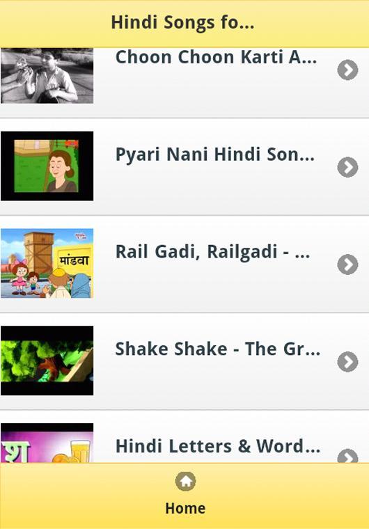 Hindi Kids Songs For Android Apk Download Nani teri morni ko mor le gaye watch this beautiful hindi rhyme nani teri morni by jingle toons. apkpure com