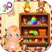 Toy Repair Workshop kids Game biểu tượng