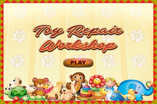 Toy Repair Workshop kids Game bài đăng