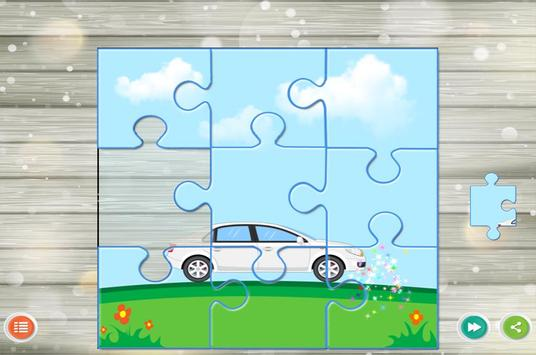 Vehicle Kids Car Learning screenshot 2