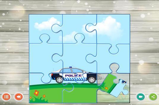 Vehicle Kids Car Learning screenshot 9