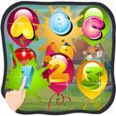 ABC Games Bubble Burst Kids APK