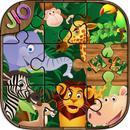 Animal Jigsaw Puzzle Preschool APK