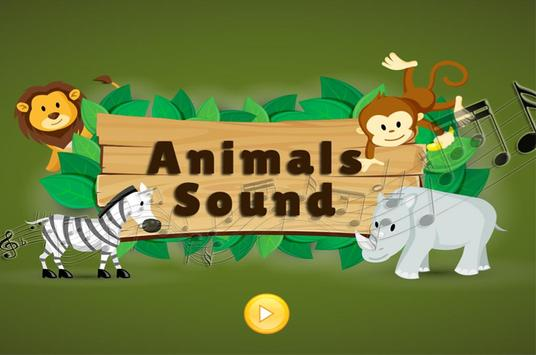 Learn To Speak Animal Names Affiche