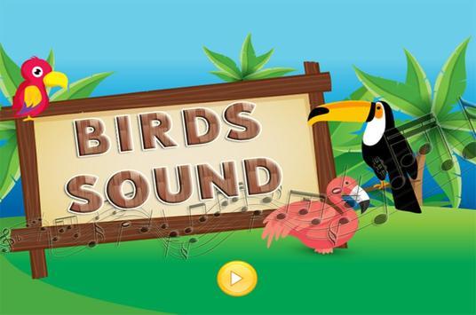 Learn To Speak Birds Names kidz poster