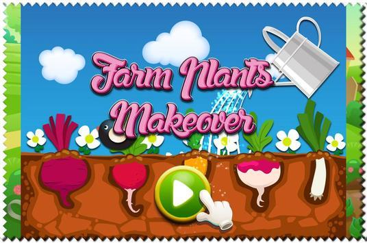 Farm Plants Makeover poster