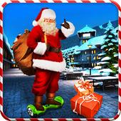 Hoveroard Santa Simulator 2017 icon