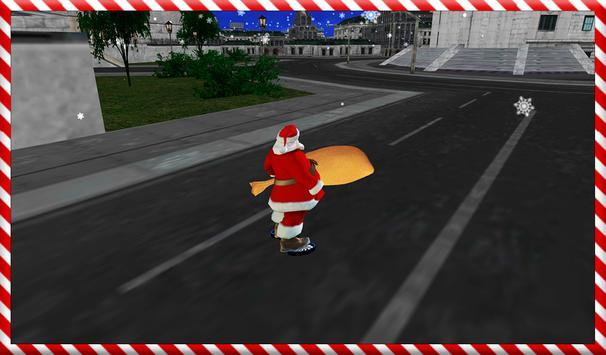 Hoveroard Santa Simulator 2017 apk screenshot