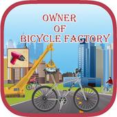 Owner of Bicycle Factory icon