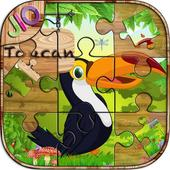 Pre School Games Birds Name icon