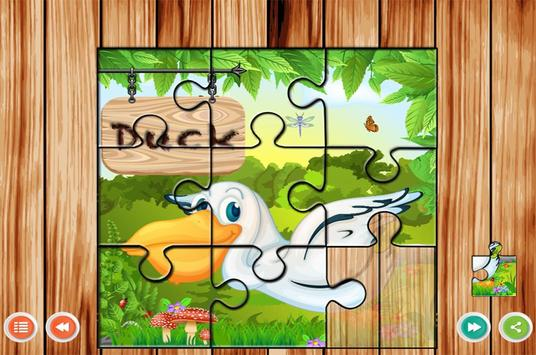 Pre School Games Birds Name screenshot 8