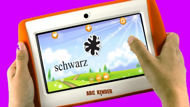 دروس وتمارين اللغة الألمانية للمبتدئين screenshot 6