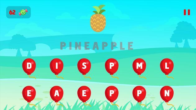 Kids Learning Words: Preschool screenshot 4