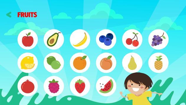 Kids Learning Words: Preschool screenshot 6