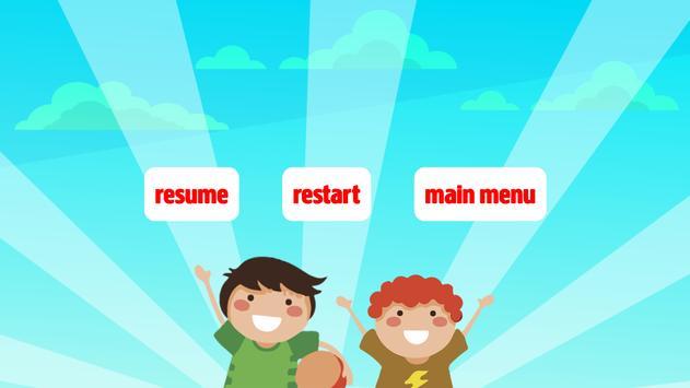 Kids Learning Words: Preschool screenshot 7
