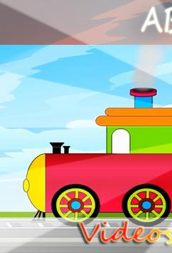 ABC Train Songs for Childrens poster