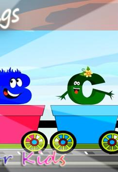ABC Train Songs for Childrens apk screenshot