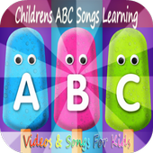 Childrens ABC Songs Learning icon