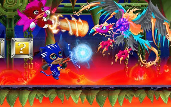 Kids Masks Heroes screenshot 1
