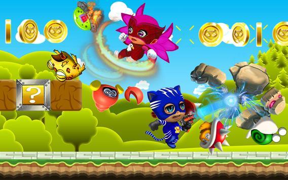 Kids Masks Heroes apk screenshot