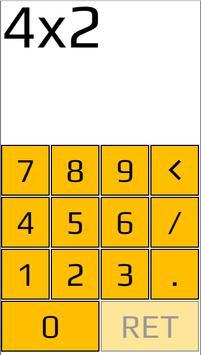 Kids Maths Trainer screenshot 2