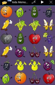 kids memory game 3 apk screenshot