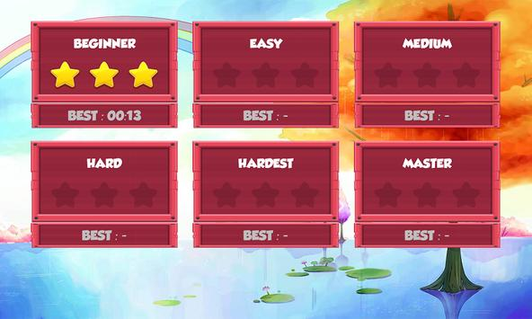 Children Memory Game 2019 screenshot 3