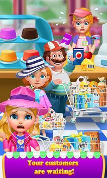 Crazy Supermarket Adventure poster