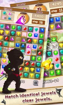 Ninja Jewels screenshot 1