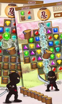 Ninja Jewels screenshot 3