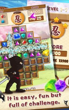 Ninja Jewels screenshot 5