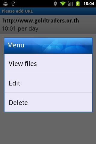 Auto refresh website for Android - APK Download