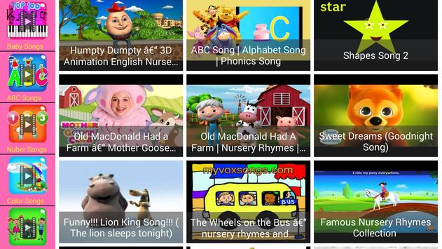 KidSongs HD screenshot 2