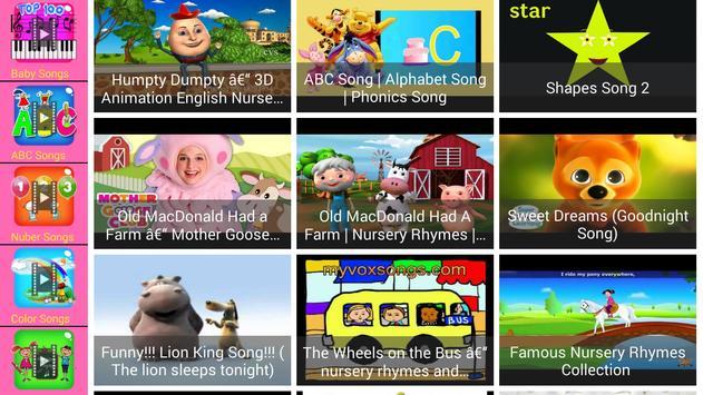 KidSongs HD screenshot 6