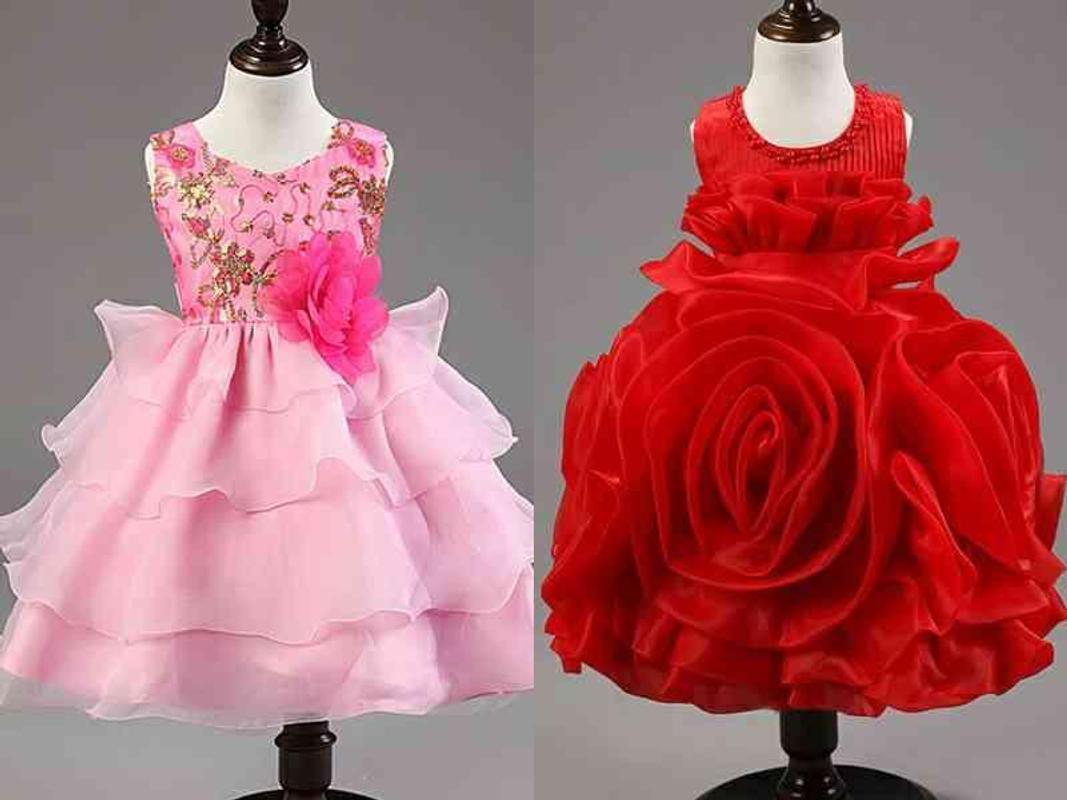 Vestido de fiesta para niños Descarga APK - Gratis Estilo de vida ...