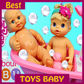 Toy Baby icon