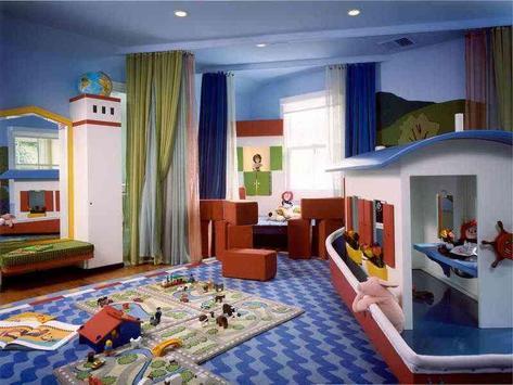 Kids Playroom Decoration screenshot 1