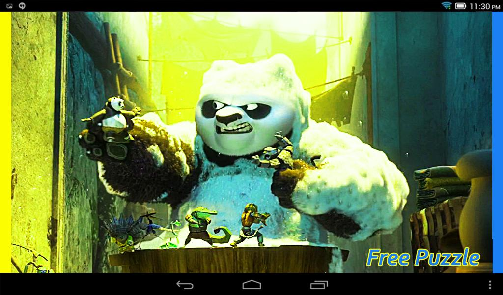 Game For Kung Fu Panda 3 Puzzle For Android Apk Download