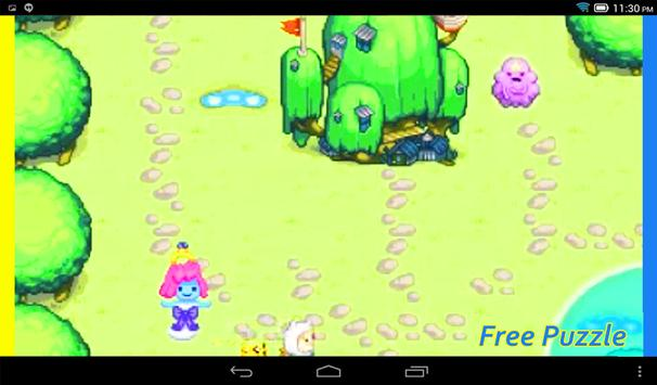 Puzzle for Adventure Time Heroes of Ooo screenshot 5