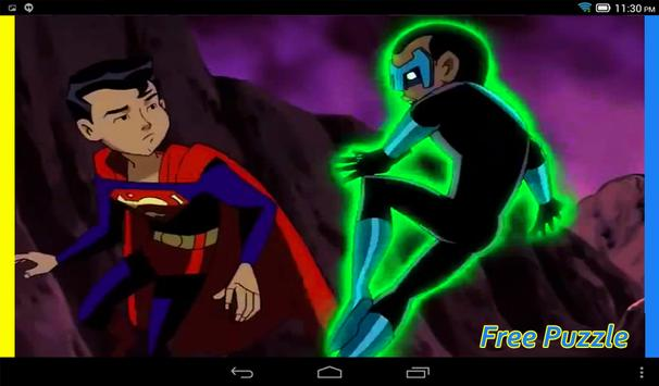 Puzzle for Justice League Kids screenshot 5