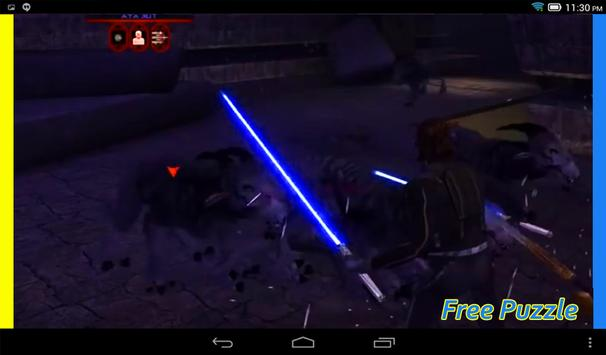 Game for Star Wars KOTOR 's Fans (Puzzle) screenshot 4