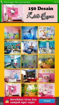 Wallpaper Kids Room Fun poster