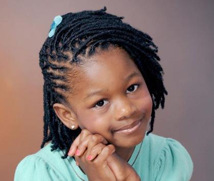 Kids School Hairstyles apk screenshot