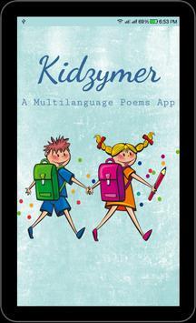 Kidzymer-Multilanguage poems(HINDI,TELUGU,ENGLISH) screenshot 4