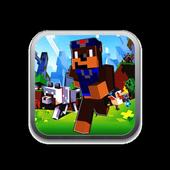 Paw Crossy Puppy Blocks icon