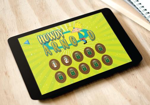 Howdy Arnold : NEW ADVENTURES apk screenshot