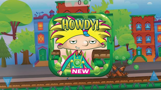 Howdy Arnold : NEW ADVENTURES poster
