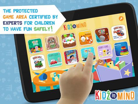 Colour and Paint - KidzInMind poster