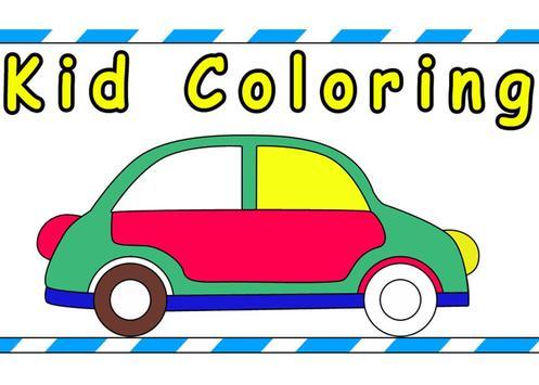 Colour and Paint - KidzInMind apk screenshot